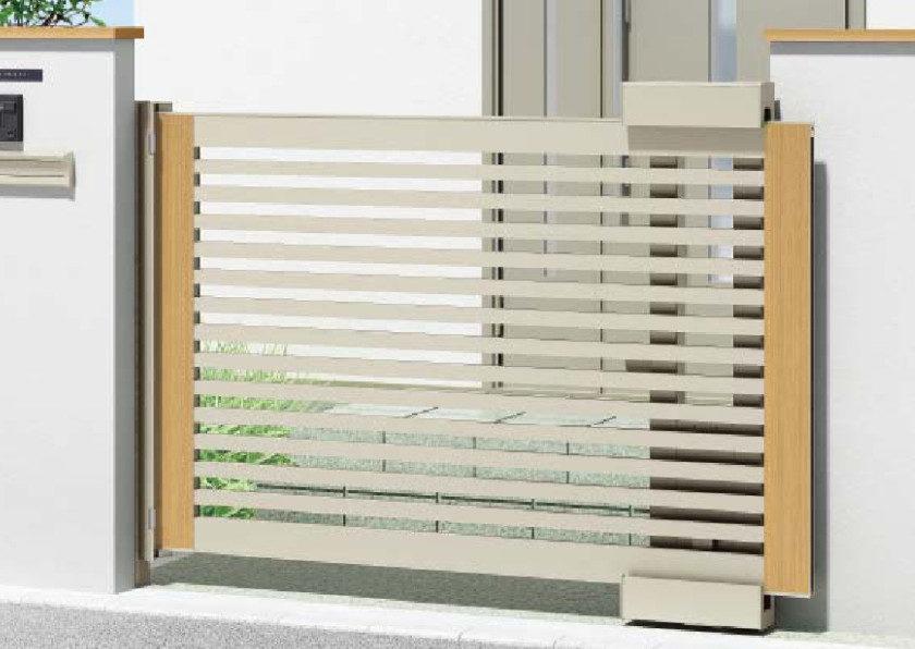 アルディスライド(電動式)3型施工見本画像02