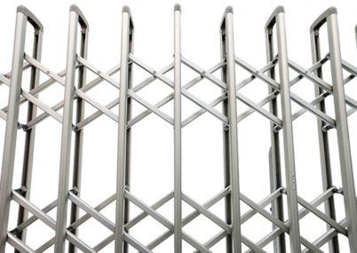 拡大ゲート画像 2型 片開き デュアルパンタタイプ