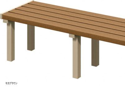 モカブラウン ソラノマフロア 人工木タイプ三協アルミ