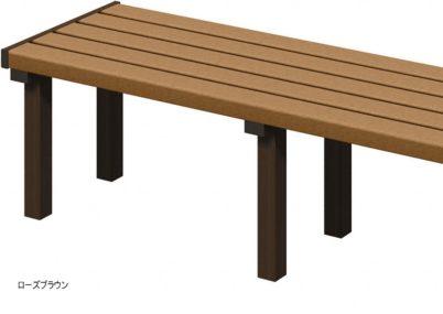 ローズブラウン ソラノマフロア 人工木タイプ三協アルミ