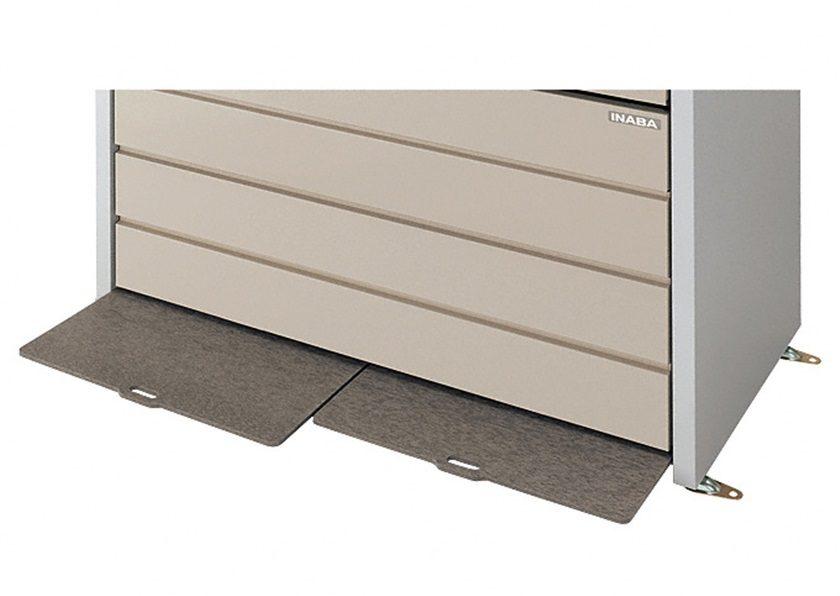 ダストボックスミニ パネル床タイプイナバ物置