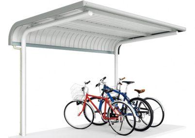 BPタイプ 一般型 独立タイプイナバ自転車置場