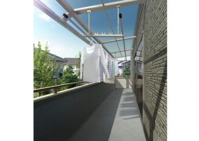 ソラリア R型 屋根タイプ 単体YKKAP