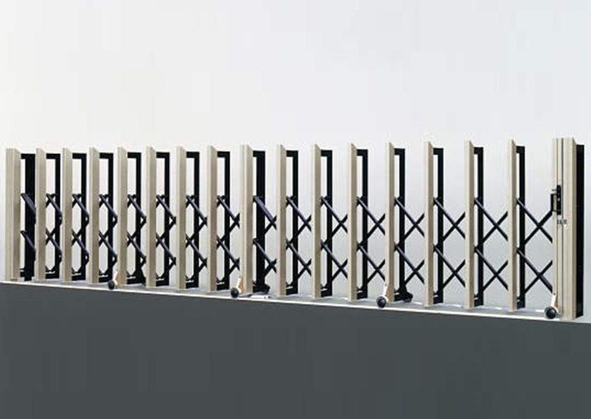 エセナ ゲート1型 ステンレスレール 片開きYKKAP