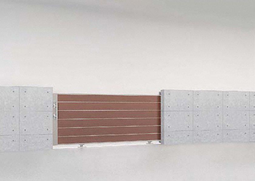 木調 D型 片引きエススライド LIXIL
