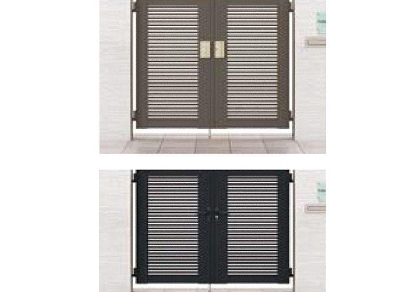 片開き 開き門扉AB YR1型 LIXIL