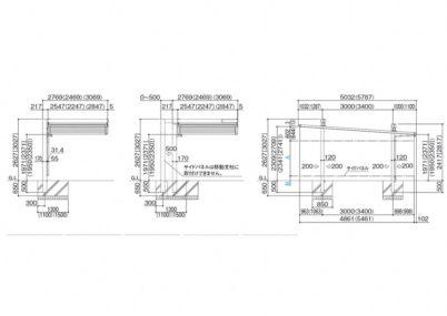 図面画像 四国化成 マイポートOrigin オリジン FX