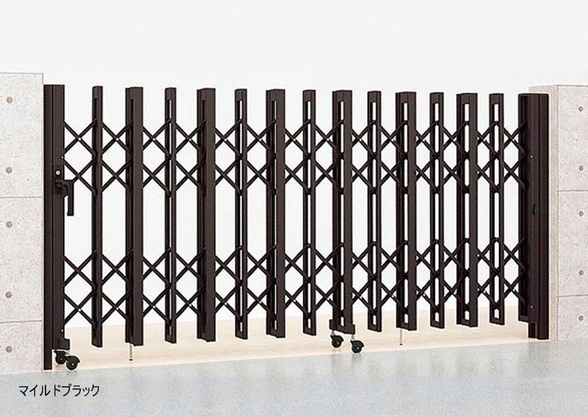 マイルドブラック HW型Aタイプ ノンレール 片開き アルシャインII LIXIL