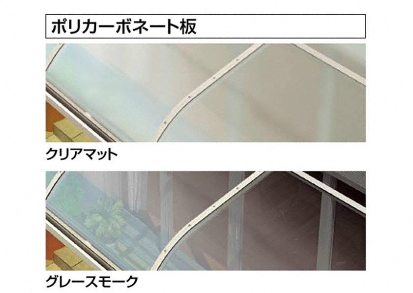 屋根材 四国化成 バリューテラスE R型 屋根タイプ 単体