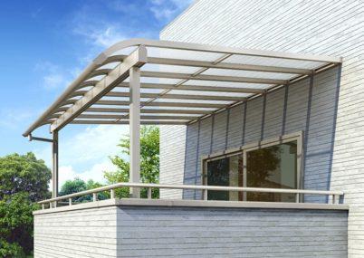 R型 積雪50cm対応 屋根タイプ 単体 ソラリア YKKAP