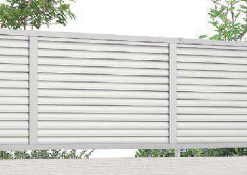 アルミフェンス デザインが豊富な機能性にも優れたフェンス