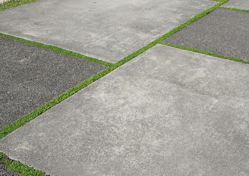 土間調のコンクリートもアクセントでオシャレに仕上げましょう