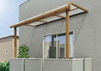 四国化成 バリューテラスE R型 屋根タイプ 単体