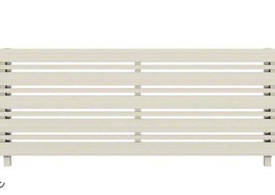 プラチナステン H03型 横板+細横格子 ルシアスフェンス YKKAP