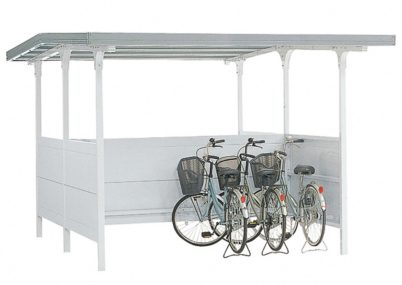 BF棟合わせタイプ 独立タイプ 一般型イナバ自転車置場 イナバ物置