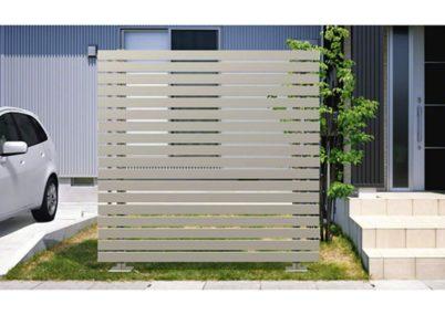 4型 横板格子片面 高尺タイプ エルファード三協アルミ