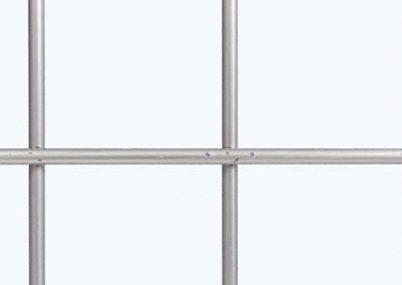 フェンス拡大画像 LIXIL アルメッシュフェンス1型
