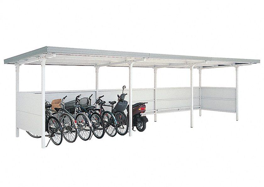 BFタイプ 3連続タイプ 一般型 イナバ自転車置場 イナバ物置