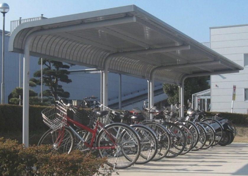 BPタイプ 一般型 2連続タイプ イナバ自転車置場イナバ物置