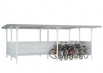 BF棟合わせタイプ 2連続タイプ 一般型 イナバ自転車置場