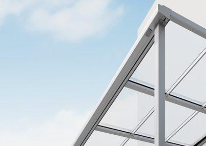 屋根拡大画像 LIXIL スピーネF型 1Fテラスタイプ一般タイプ