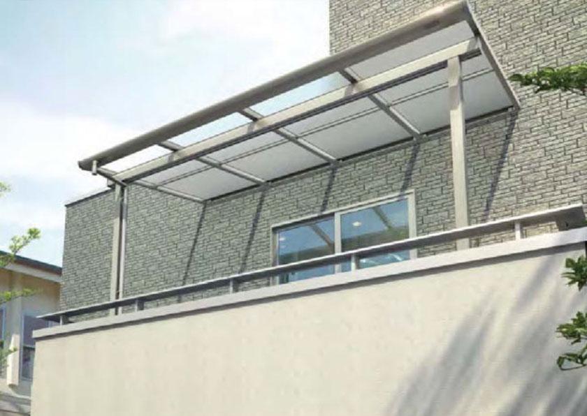 人気のバルコニー屋根YKKAP