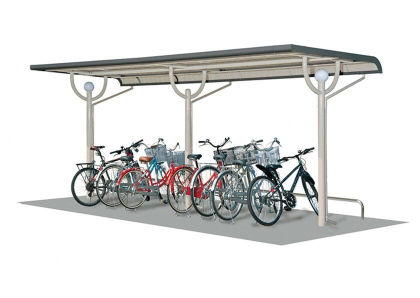 タクボ 自転車置場 SP10YP 連棟