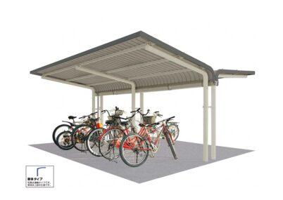 タクボ 自転車置場 SP2LB 基本棟