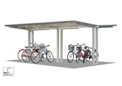 タクボ 自転車置場 SP20C 基本棟